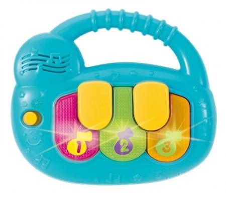 Win Fun igračka muzička tastatura ( 6530130 )