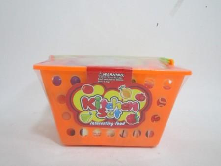 Hk Mini igračka kuhinjski set u korpici ( 6190171 )