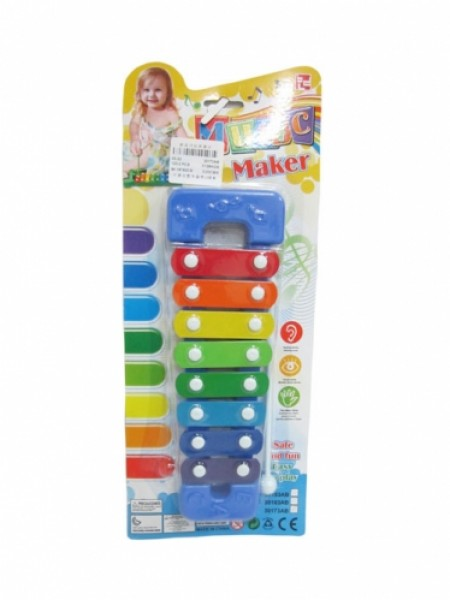 Hk Mini igračka ksilofon ( 6280084 )