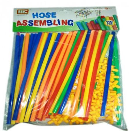 HK mini igračka edukativni set slamčica -kesica ( 6740062 )