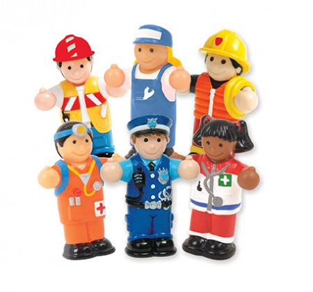 Wow igračka džepni drugari - spasioci ( 6570062 )