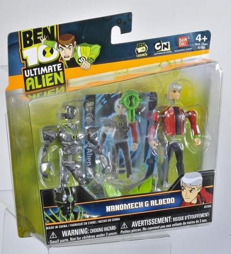 Bandai Ben10 set figura 1/2 ( BN37850 )