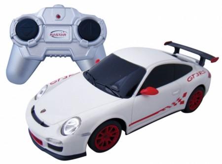 Rastar igračka RC automobil Porsche GT3 1:24 - crn, bel ( 6210302 )