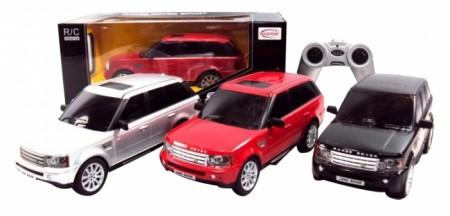 Rastar igračka RC automobil Range Rover Sport 1:24 - crn, siv ( 6210136 )