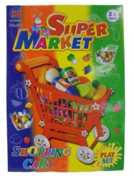 Hk Mini igračka kolica za kupovinu ( 6190267 )