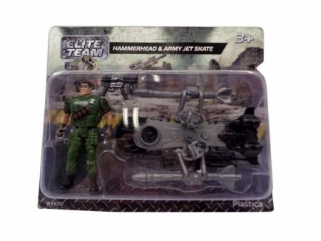 HK Mini igračka, vojnički set - jet ski ( 6630035 )