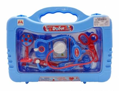 Hk mini igračka, doktor set u koferu ( 6830014 )