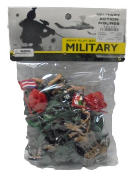Hk Mini igračka vojnici u kesi, mali ( 6232372 )