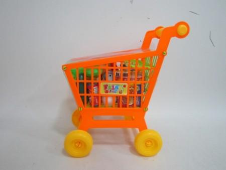 Hk Mini igračka voće i povrće u kolicima ( 6190110 )