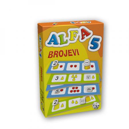 Alfa 5 brojevi ( PIK101051 )