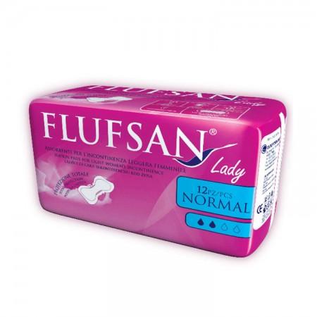 Flufsan Lady normal ulošci za laku inkontinenciju kod žena 12 kom ( 3020001 )
