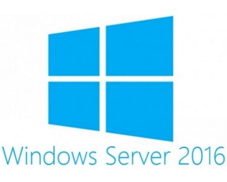 MICROSOFT Windows Server 2016 Standard 64bit English DSP OEI DVD 16 Core (P73-07113)