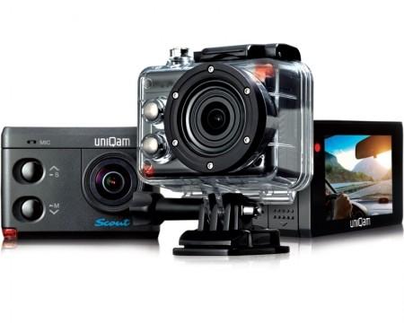 Uniqam Scout action digitalna kamera