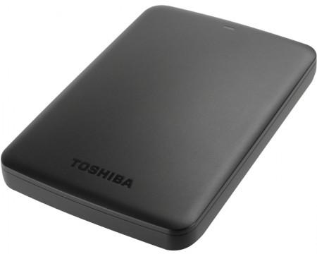 Toshiba Canvio Basics 2.5 500GB Black, USB 3.0 ( HDTB305EK3AA )