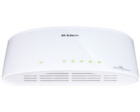 D-Link DGS-1005D 5-port Switch