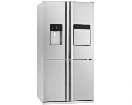 Beko GNE 134621 X side by side frižider