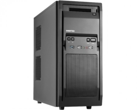 Chieftec LF-02B-OP Miditower Case, Libra Series, w/oPSU
