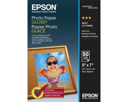 Epson S042545 13x18cm 50 listova glossy foto papir