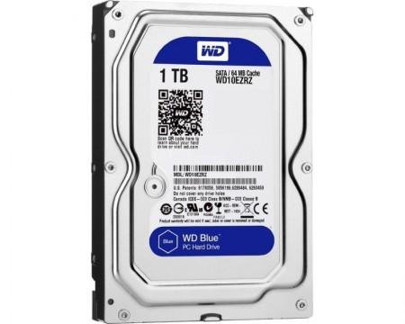 WD 1TB 3.5 SATA III 64MB 5.400rpm ( WD10EZRZ ) Blue