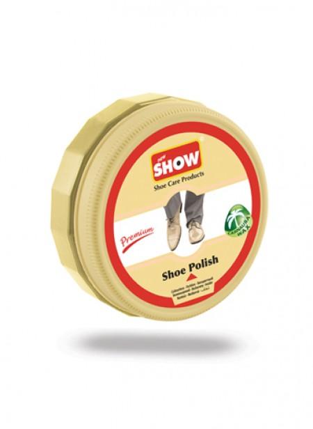 Show Shoe Care Vosak krema za cipele, 50ml - NEUTRAL ( 2630033 )