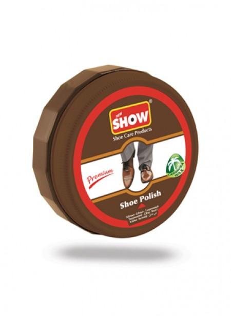 Show Shoe Care Vosak krema za cipele, 50ml - BRAON ( 2630032 )