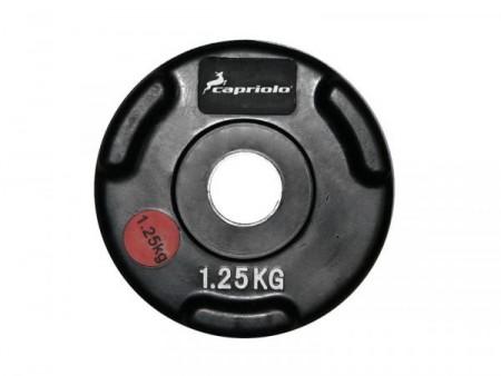 Capriolo teg čelik 1  kg/fi30mm ht gumirani ( 291440 )