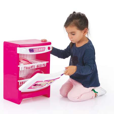 Dolu Mašina za sudove - igračka za devojčice ( 043054 )