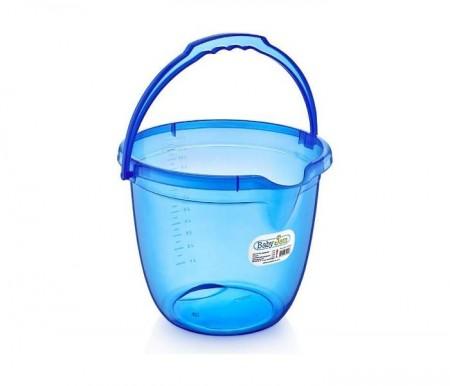 Babyjem  kofica za kupanje bebe - blue transparent ( 92-13310 )