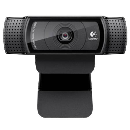 Logitech C920 HD Pro Webcam (960-000768)