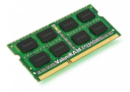 Kingston 2GB DDR3 SODIMM 1600MHz KVR16LS11S6/2