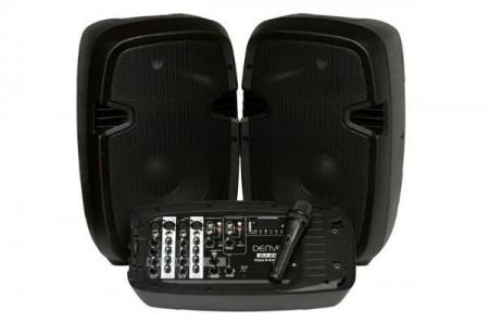 Denver DJ-200 T1 zvučnici + mikrofon ( 30301 )
