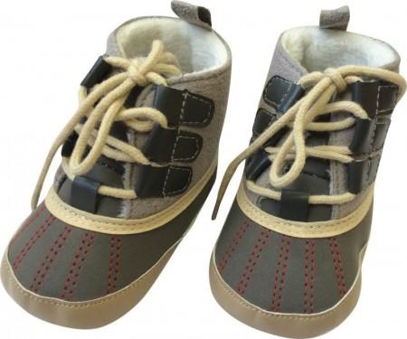 Bubaba Dečije čizme sive 9-12 m. ( 61738 )