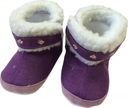Bubaba Dečije čizme violet 6-9 m. ( 61684 )