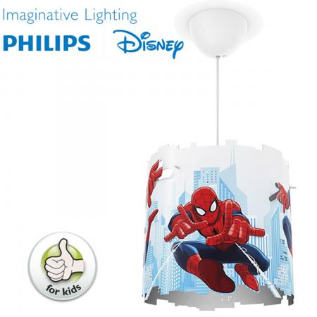 Philips Disney lampa Spiderman 71751/40/16 ( CTC502999 )