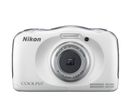 Nikon W100 Digitalni foto-aparat set sa rancem Beli ( 81225 )