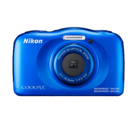 Nikon W100 Digitalni foto-aparat set sa rancem Marine ( 81238 )