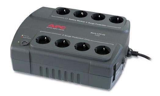 APC UPS BE700G-GR,Back UPS ES 700VA/405W