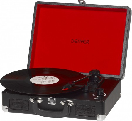 Denver VPL-120 crni gramofon ( 30309 )