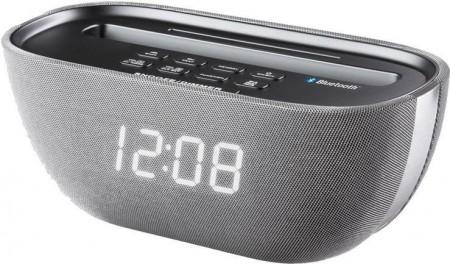 Denver CRB-818 srebrni radio alarm ( 30286 )