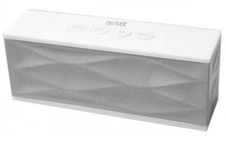 Denver BTS-61 beli MK2 Zvucnik sa radiom ( 30284 )