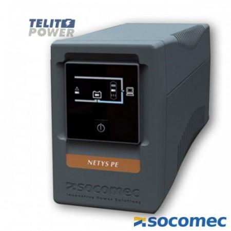 UPS Socomec NeTYS NPE 0650 ( 927 )