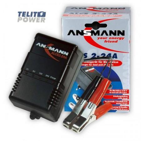 RCP Punjač olovnih akumulatora ALCS 2-24A ANSMANN ( 1002 )