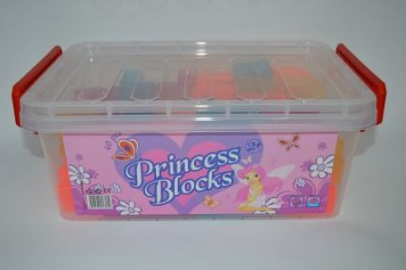 Kocke set - Princess 40 ( 01/07002 )