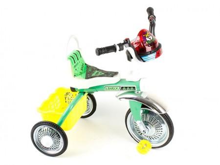 Glory Bike tricikl dečiji beli ( TR505A-W )