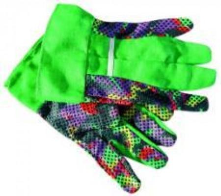 Womax rukavice baštenske vel. 9 sa cvetićima ( 79032319 )