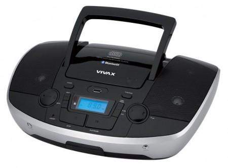 Vivax VOX prenosni radio CD-108B