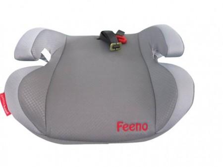 Primebebe Auto sedište booster grupa 23 FEENO frozen grey ( 0171104 )