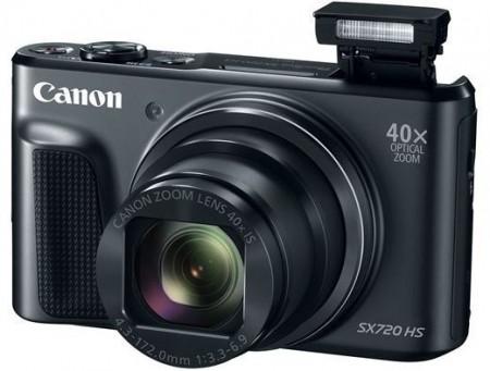 Canon PS SX720HS BK
