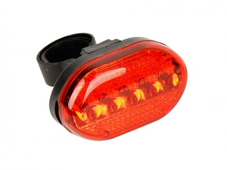Womax lampa za bicikl 5 led ( 0873045 )