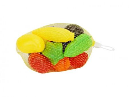Plastično voće u mrežici 13 komada ( HH007848 )